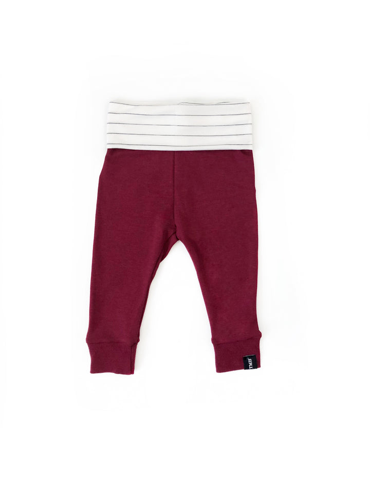 Maroon Baby Leggings.JPG