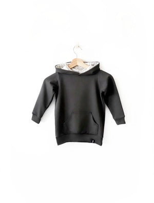 Child Hooded Sweater - Charcoal.jpg
