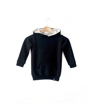 Child Hooded Sweater - Black.jpg