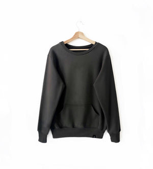 Adult Crew Neck Sweater - Charcoal.JPG