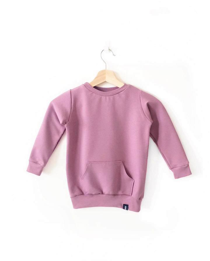 Child Crew Neck Sweater - Ginger.jpg