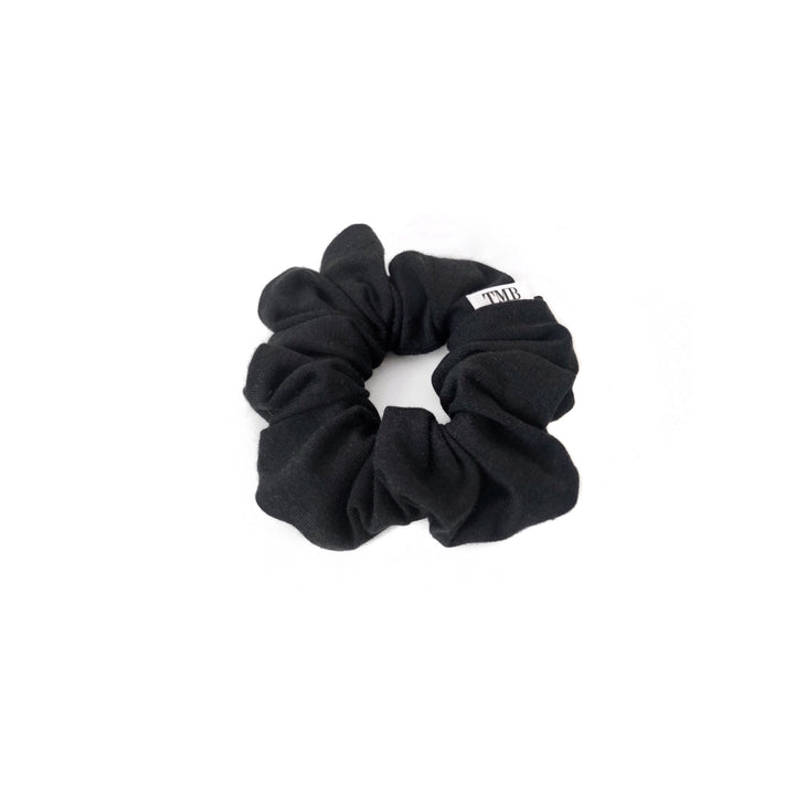 Child Black Scrunchie
