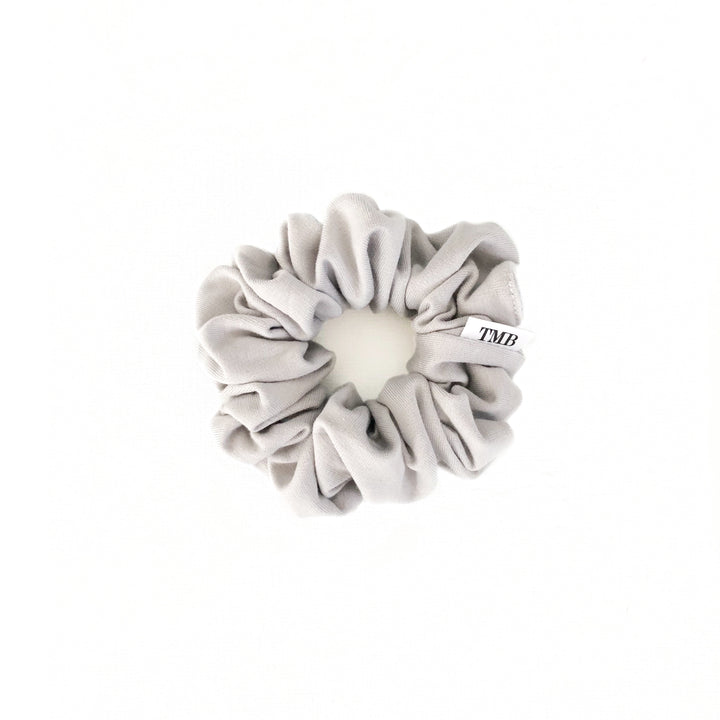 Child Silver Scrunchie