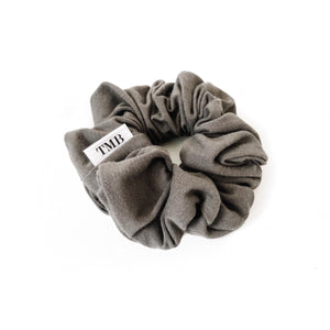 Child Charcoal Scrunchie
