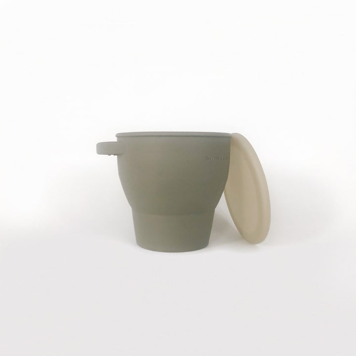 Collapsible Snacking Cup - Sage