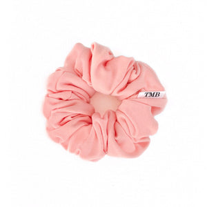 Adult Peachy Coral Scrunchie