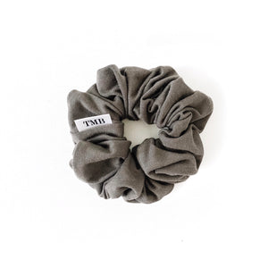 Adult Charcoal Scrunchie
