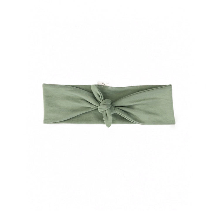 Adult Sage Green Head Wrap