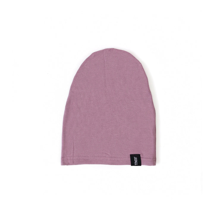 Mauve Child Beanie