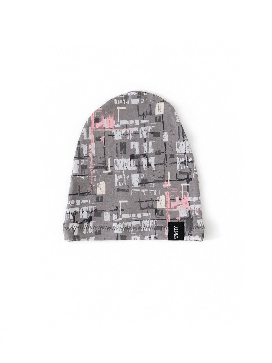 Geometric Child Beanie