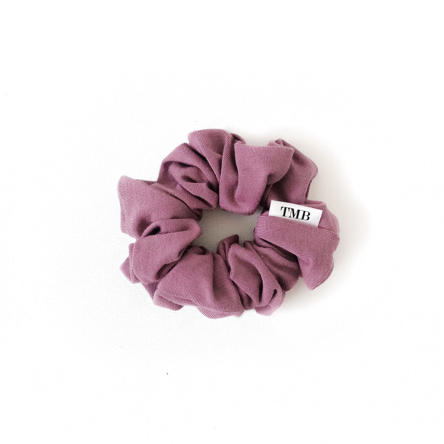 Child Mauve Scrunchie