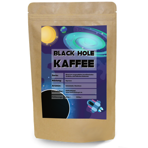 Black Hole Kaffee