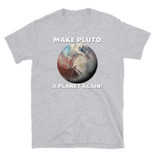 "Laden Sie das Bild in den Galerie-Viewer, Shirt ""Make Pluto a Planet again!"""