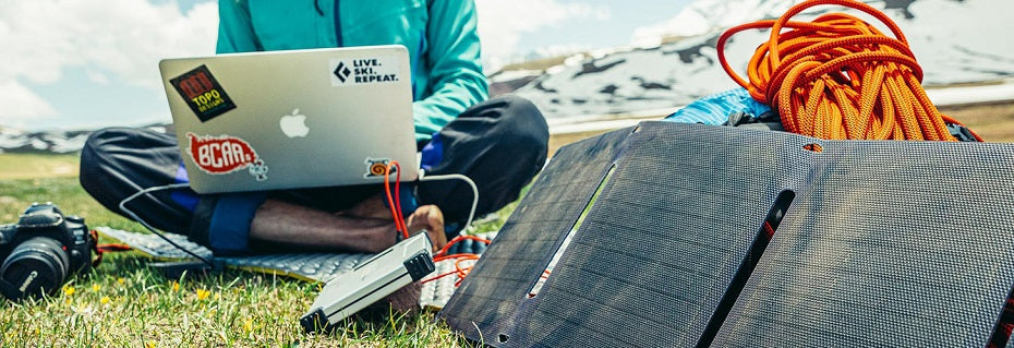 Potable Solar Charger