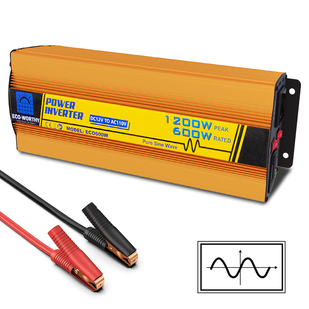 400W 600W 800W 12V & 24V 4/6/8-Panel Off Grid Solar Kits with 100W Mono Solar Panel