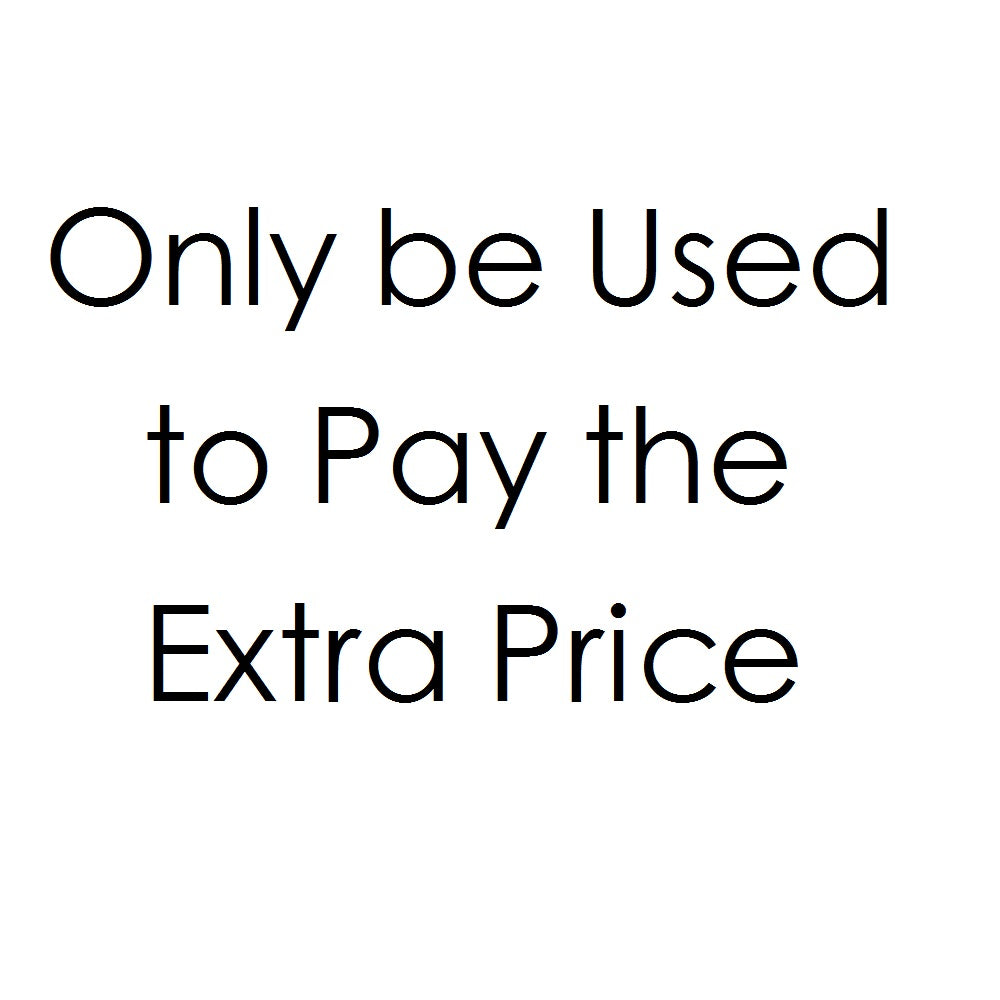 Only be Used to Pay the Extra Price - ECO-WORTHY