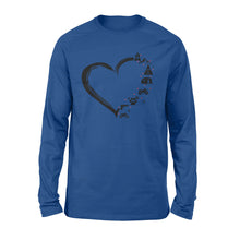 Load image into Gallery viewer, Love camping Shirt and Hoodie - QTS65