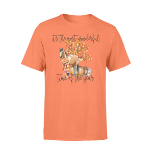 Fall season American Paint Horse T shirt design - IPH701
