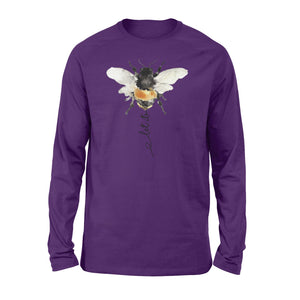 Let it bee animal Long sleeve shirt - SPH70