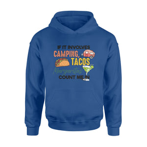Camping Shirt and Hoodie - QTS136