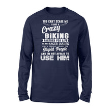 Load image into Gallery viewer, Crazy biking partner for life Shirt and Hoodie - SPH59
