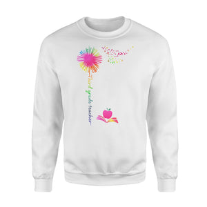Third grade teacher Shirt and Hoodie - QTS59