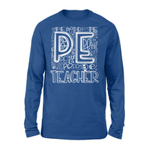 Load image into Gallery viewer, PE teacher Shirt and Hoodie - QTS53