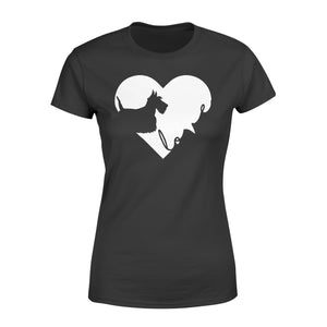 Love Scottish Terrier Shirt and Hoodie - IPH384