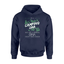 Load image into Gallery viewer, Camping Oma Hoodie shirt - SPH7