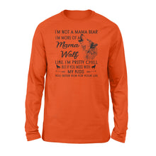 Load image into Gallery viewer, Mama Wolf Shirt and Hoodie - IPH455