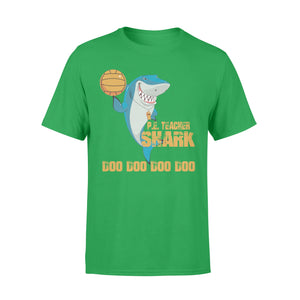 PE teacher shark Shirt and Hoodie - QTS52