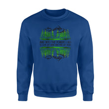 Load image into Gallery viewer, Forest camping Shirt and Hoodie  - QTS49