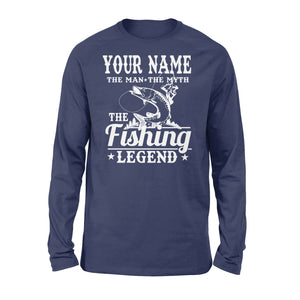 Fishing legend - Personalized