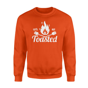 Let's get toasted Shirt and Hoodie- QTS108