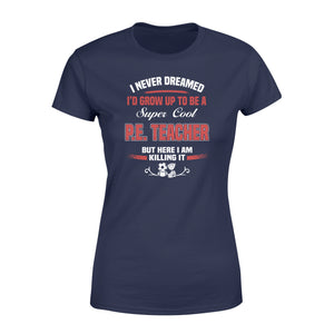 Super cool teacher Shirt and Hoodie - QTS112