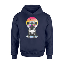 Load image into Gallery viewer, Pug dog Shirt and Hoodie - QTS22