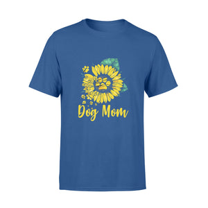Dog Mom Sunflower Shirt and Hoodie - IPH452