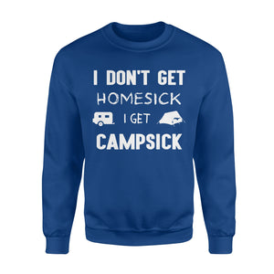 Camping Shirt and Hoodie - QTS81