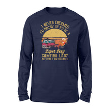 Load image into Gallery viewer, Super sexy Camping Lady Shirt and Hoodie - SPH40