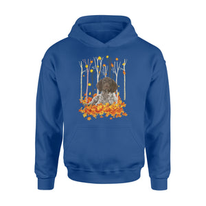 Fall German Shorthaired Pointer hoodie shirt - IPH446