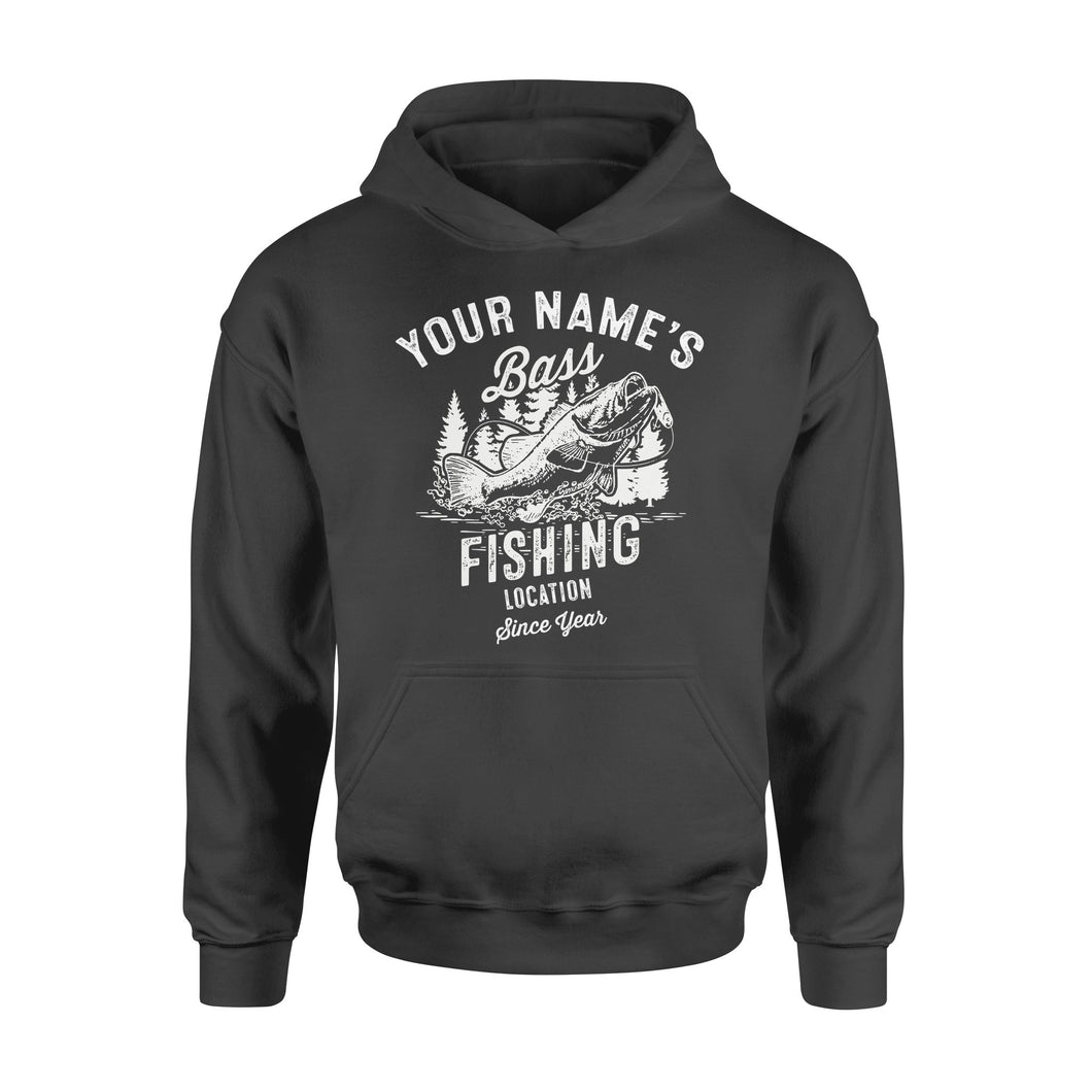 Bass fishing personalized