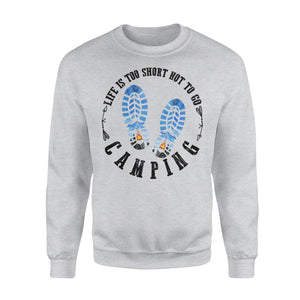 Camping Shirt and Hoodie - QTS72