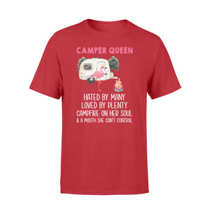 Camper queen Shirt and Hoodie - SPH51