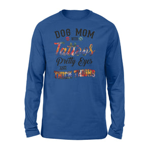 Dog Mom Shirt and Hoodie - SPH46