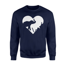 Load image into Gallery viewer, Love Elephant Shirt and Hoodie - IPH389