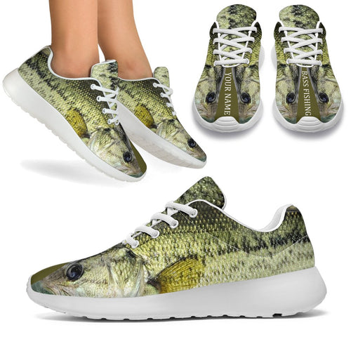 Customized sport sneaker White sole Bass fishing shoes- LTAPP20