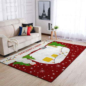 Christmas Campervan wayfair rugs christmas decorations - NQS46