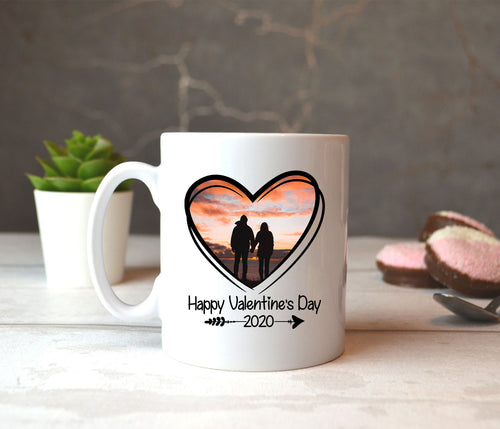 Happy Valentine's Day 2020 - Perfect gift for valentine's day - White Mug