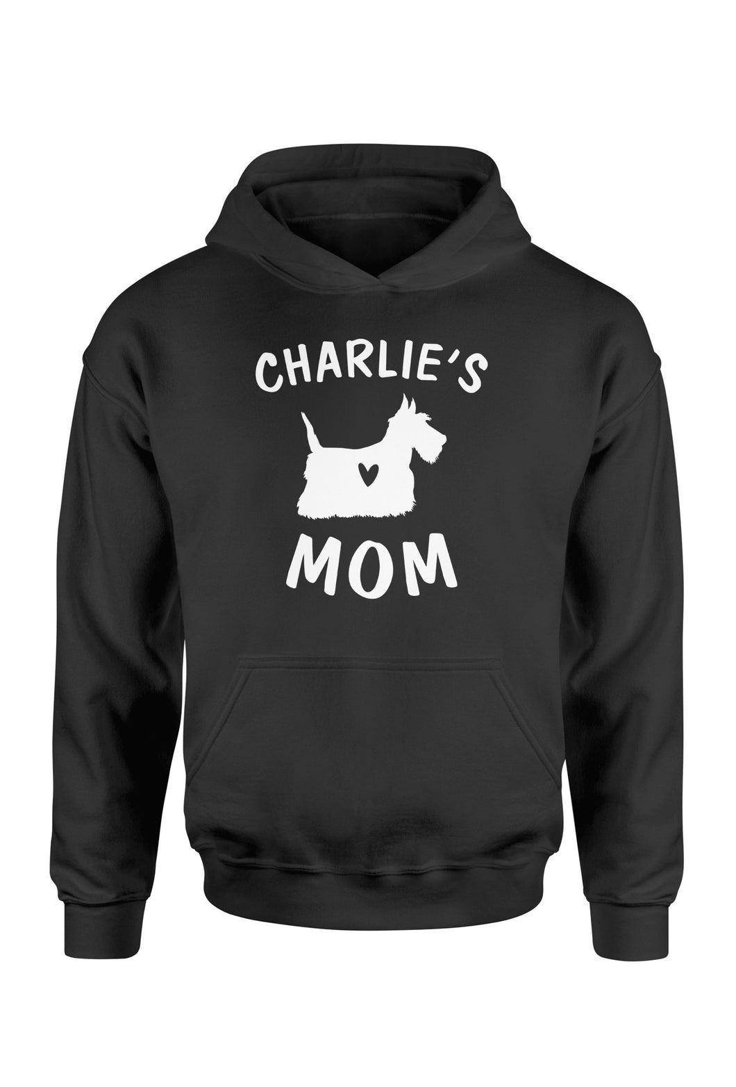 Personalized scottish terrier name mom shirt and hoodie