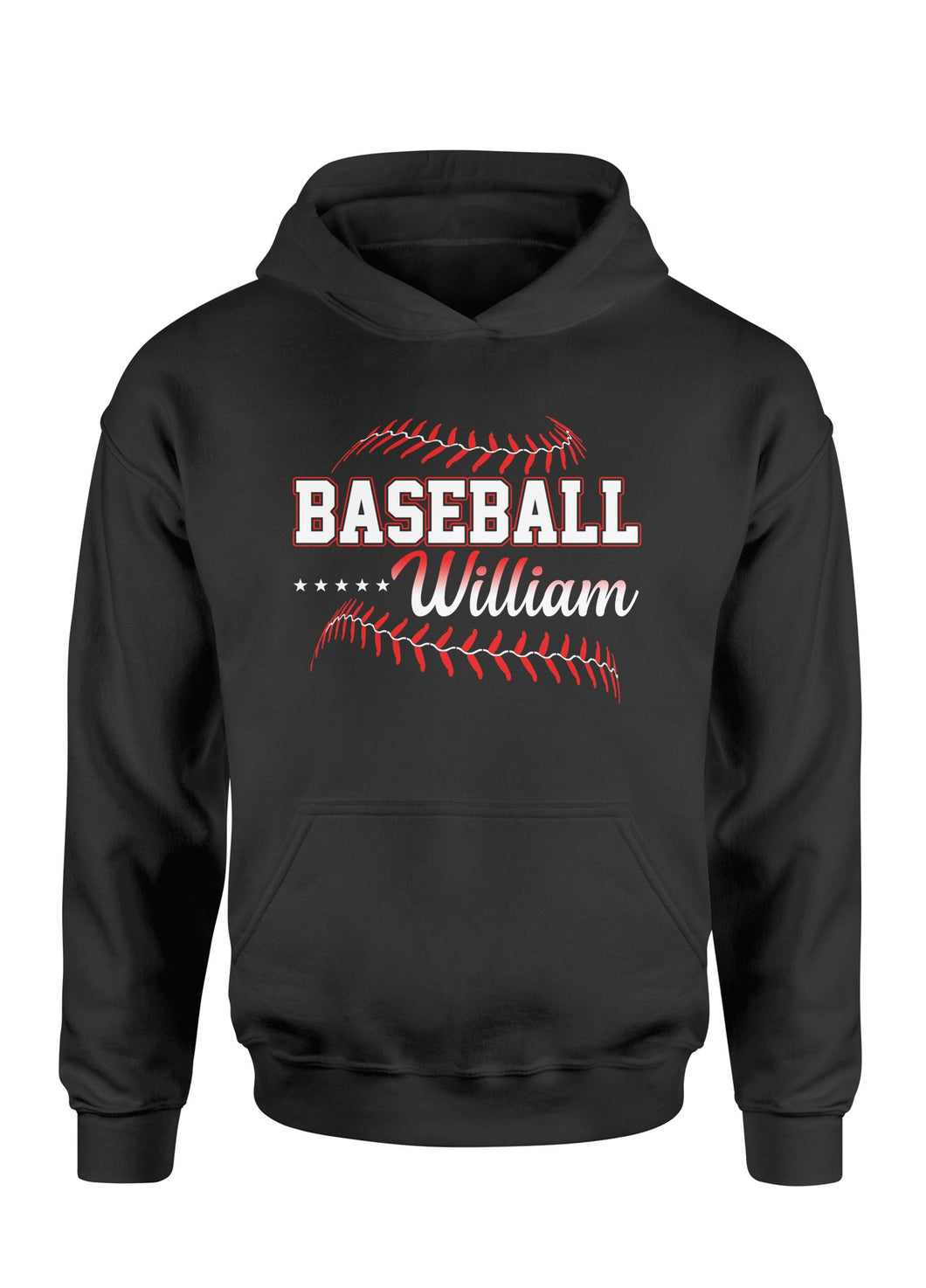 Personalized baseball shirt and hoodie for men and women gift